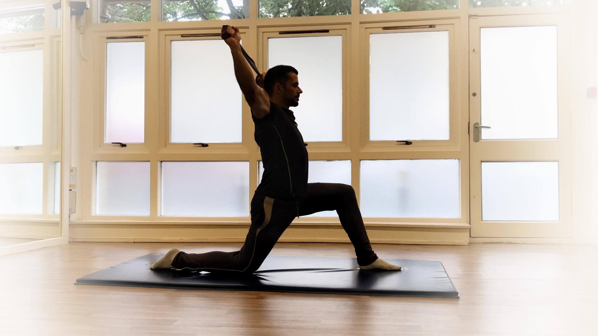 Pilates Mat Class with Daz Bokhari - Sunday 15th April 4.30-5.30pm
