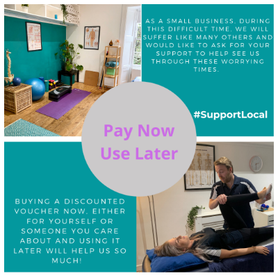 Pay In Advance - Support Local- 60minutes Deep Tissue or Sports Massage
